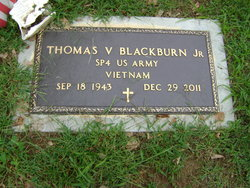 Thomas Vernon Tom Blackburn, Jr